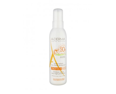 ADERMA A-D PROTECT KIDS SPRAY 50+