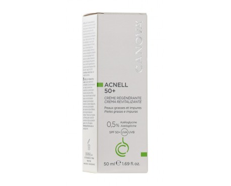 ACNELL 50+ CANOVA CREMA GEL 50ML