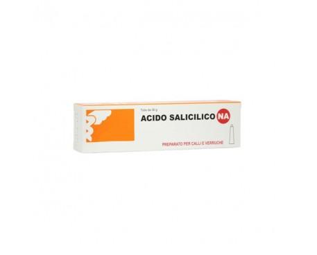 ACIDO SALICILICO NA 10% UNGUENTO 30G