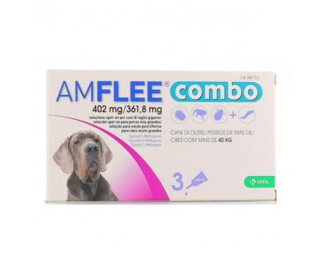 AMFLEE COMBO 3 PIPETTE 402MG+361,8MG
