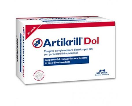 ARTIKRILL DOL CANE 60 PERLE