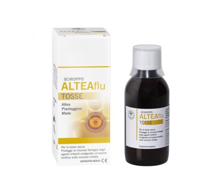 ALTEAFLU SCIROPPO TOSSE 150ML