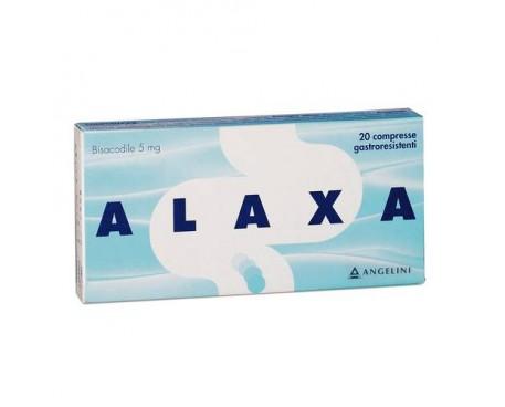 ALAXA 20 CONFETTI 5MG