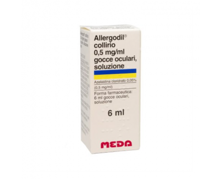 ALLERGODIL COLLIRIO 6ML 0,05%