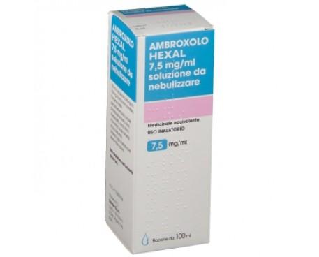 AMBROXOLO HEXAL AEROSOL 100ML