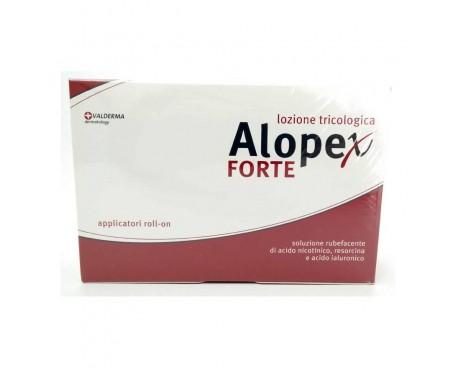 ALOPEX FORTE LOZIONE 4 FLACONCINI 10ML