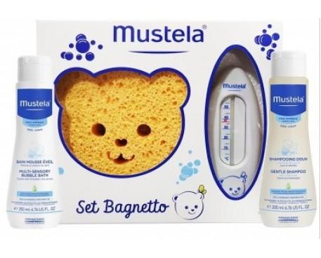 MUSTELA COFANETTO SET BAGNETTO