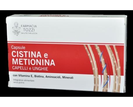 CISTINA E METIONINA 60 CAPSULE