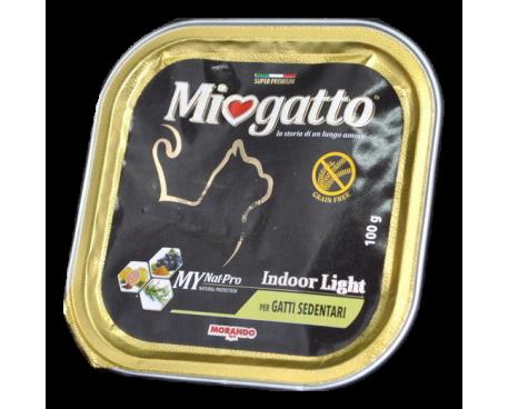 MIOGATTO ADULTO INDOOR LIGHT 100G