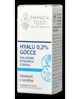 HYALU 0,2% GOCCE SOLUZIONE OFTALMICA STERILE 10ML