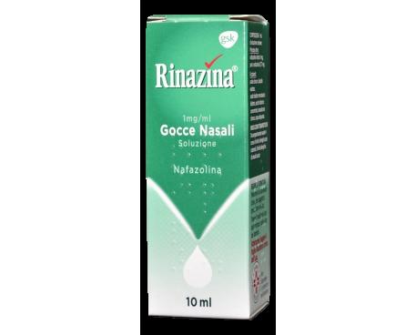 RINAZINA ADULTI GOCCE 10ML 10MG 0,1%