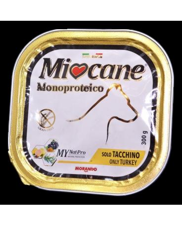 MIOCANE MONOPROTEICO TACCHINO 300G