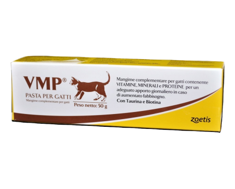 VMP PASTA GATTI 50G