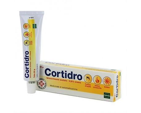 CORTIDRO CREMA 20G 0,5