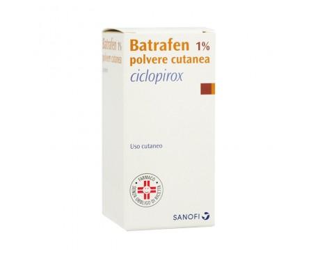 BATRAFEN SOLUZIONE CUTANEA 20ML 1%