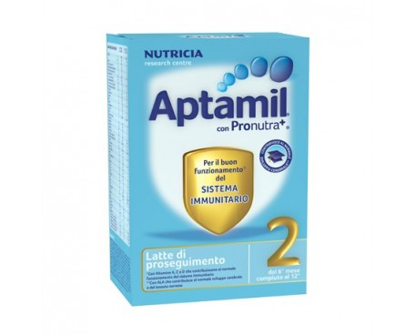 APTAMIL 2 LATTE IN POLVERE 700G