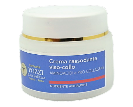 CREMA RASSODANTE VISO-COLLO PRO-COLLAGENE AMINOACIDI 50ML