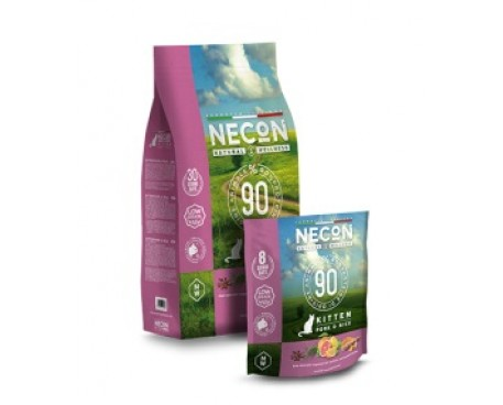 NECON NATURAL WELLNESS KITTEN 400G