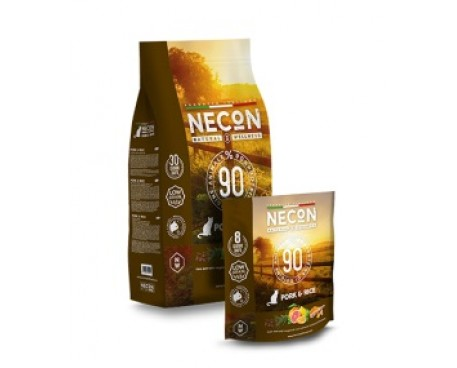 NECON NATURAL WELLNESS ADULT PORK&RICE 400G