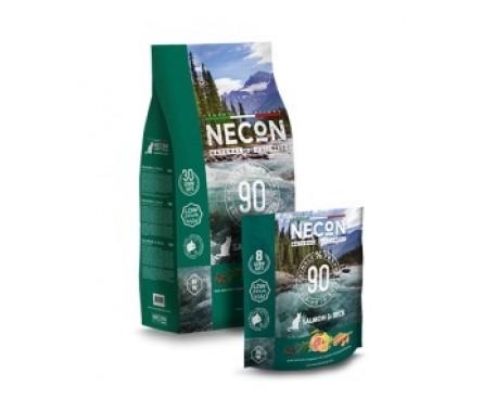 NECON NATURAL WELLNESS ADULT SALMON&RICE 400G