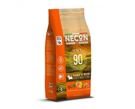 NECON NATURAL WELLNESS CANE MINI PORK&RICE 2KG
