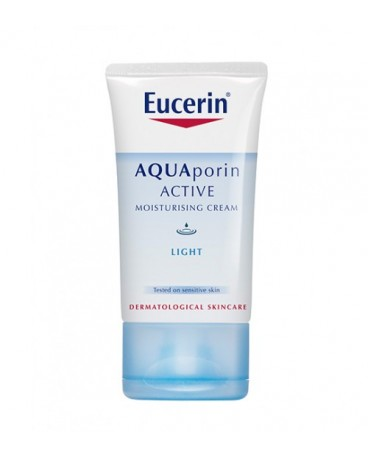 EUCERIN AQUAPORIN ACTIVE LIGHT CREMA RIEQUILIBRANTE