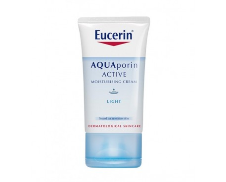 EUCERIN AQUAPORIN ACTIVE LIGHT CREMA RINFRESCANTE
