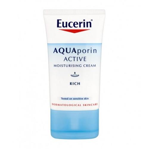 EUCERIN AQUAPORIN ACTIVE RICH CREMA RINFRESCANTE