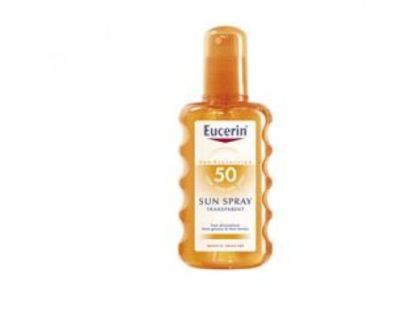 EUCERIN SUN SPRAY TRASPARENTE SPF 50 150ML