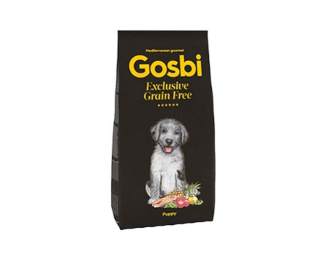 GOSBI EXCLUSIVE PUPPY 3KG