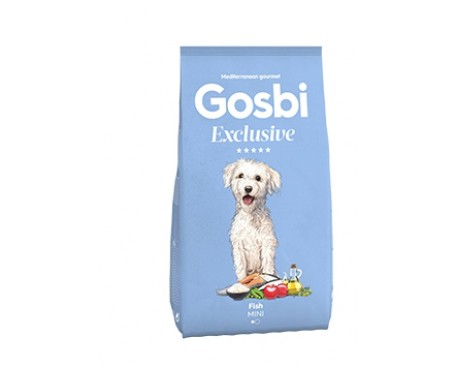 GOSBI EXCLUSIVE FISH MINI 2KG