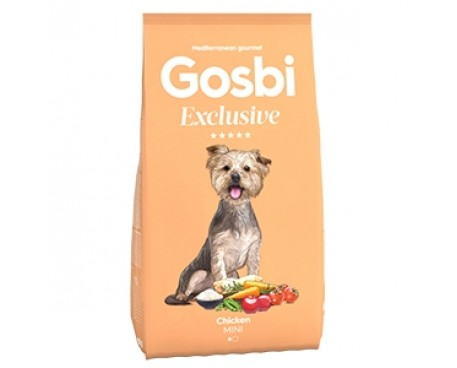 GOSBI EXCLUSIVE CHICKEN MI 2KG
