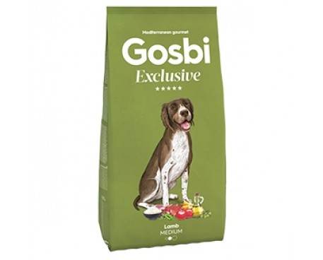 GOSBI EXCLUSIVE LAMB ME 3KG