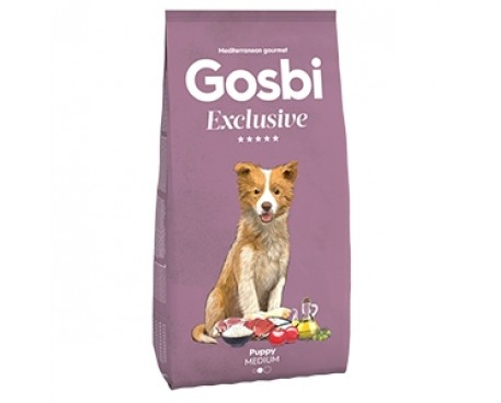 GOSBI EXCLUSIVE PUPPY ME 3KG