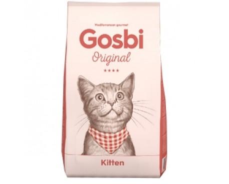 GOSBI ORIGINAL CAT KITTEN 1KG