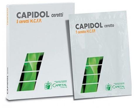 CAPIDOL CEROTTI 5CEROTTI HCFP