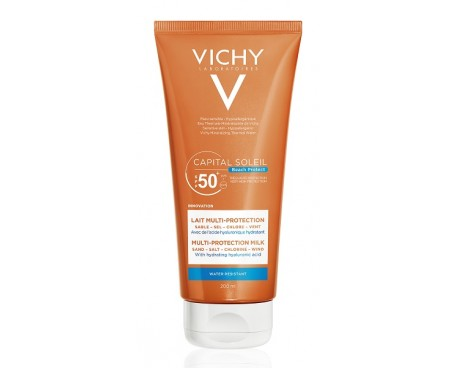 CS BEACH PROTECT LATTESPF50+