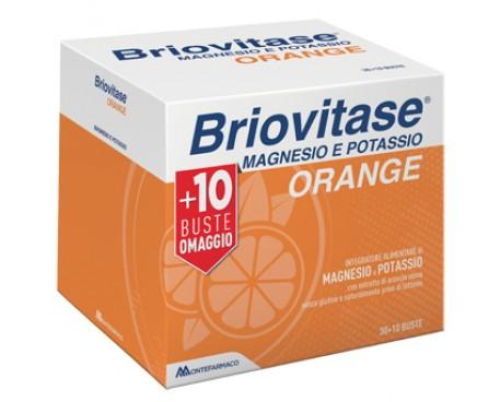 BRIOVITASE ORANGE 30+10BUST