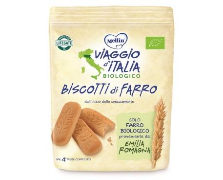 VIAGGIO ITALIA BISC FARRO 150G