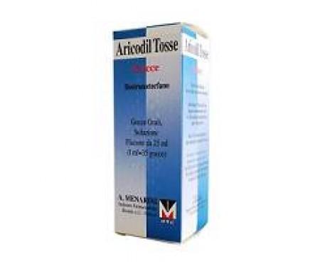 ARICODIL TOSSE GOCCE 25ML
