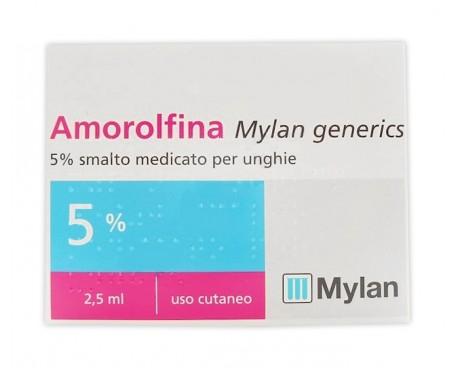 AMOROLFINA MG*SMALTO 2,5ML 5%